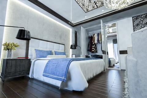 تصميم غرفة نوم