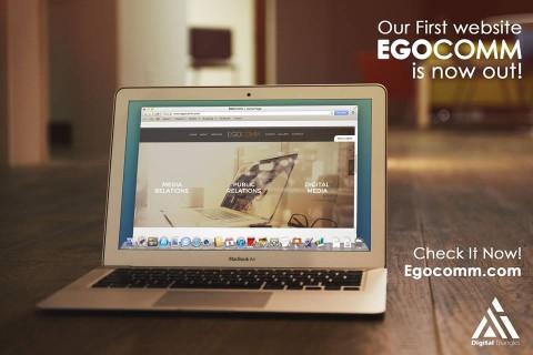 Egocomm Website