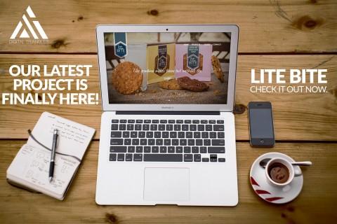 Lite Bite Website