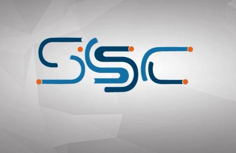 فيديو تحريك لوغو SSC