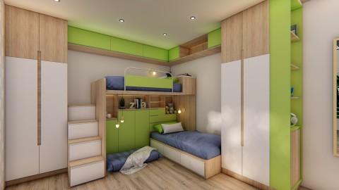 interior design for bedroom || غرفة نوم