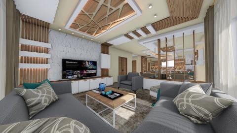 House Interior || تصميم داخلي منزل
