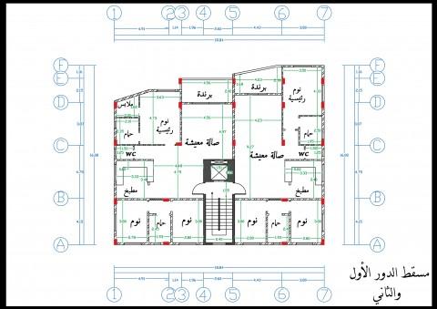 تصميم منزل في فلسطين