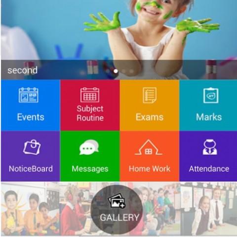 نظام مدرسي للأندرويد   School System Android