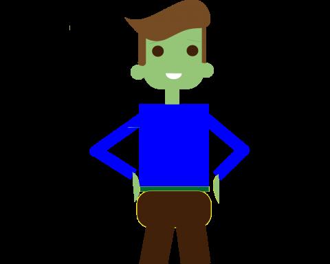 رسم شخصيات الموشن جرافيك(حسب طلبك)
