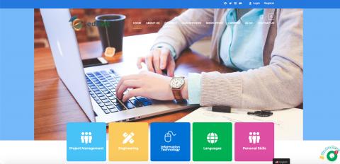 منصة Eduvit للتعليم الإلكتروني