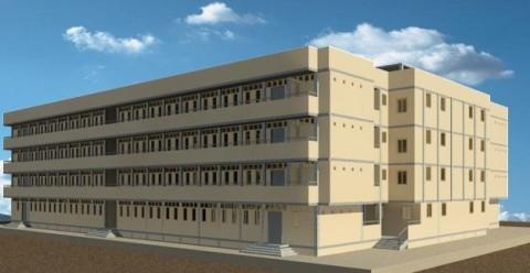 تصميم معماري وانشائي بالتفاصيل