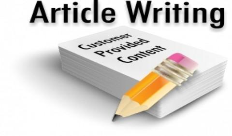 كتابة محتوي ومقالات حصرية باللغة الانجليزية - العربية