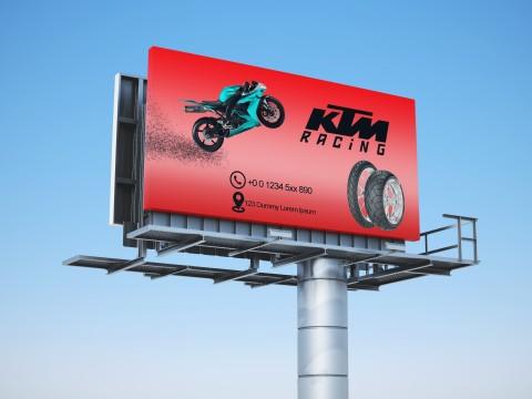 لوحات اعلانيه  -  Billboard