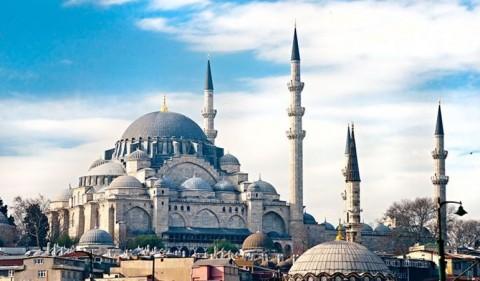مسجد السليمانية (ترجمة سياحية من الإنجليزية إلى العربية)