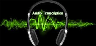 (Transcription (English Audio