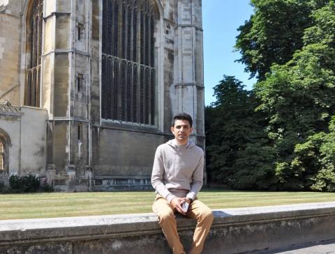 محمد رضا: من 80% في الثانوية إلى جامعة إدنبرة في بريطانيا!