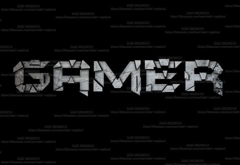 تصميم كوفر جذاب لمحترف العاب Gamer