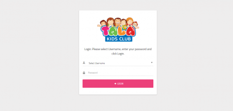 Tala Kids Club - POS - Laravel