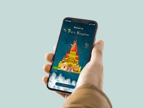Pets Kingdom [UI/UX]