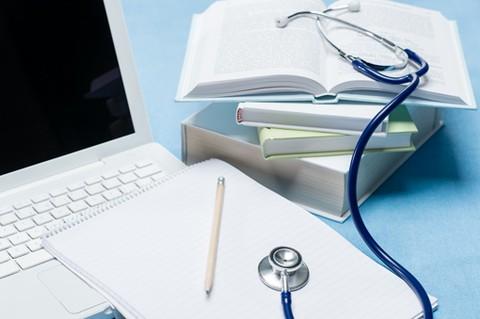كتابة بحث علمي طبي