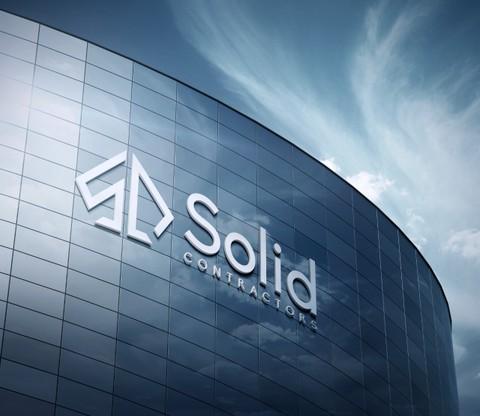 برومو فيدو ابداعي لشركة Solid Contractors للبناء