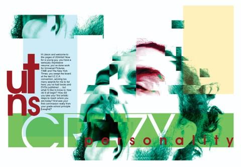 دراسة كاملة لمجلة frame الالمانية