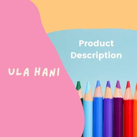وصف المنتج