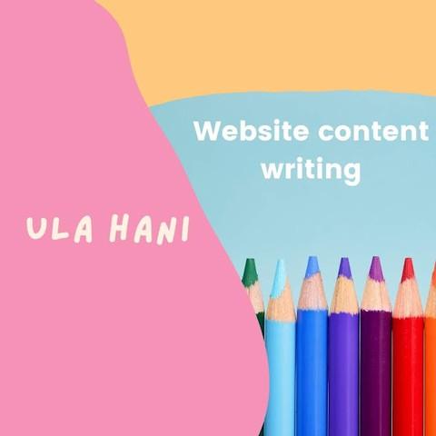 كتابة محتوى و ترجمة مواقع الكترونية