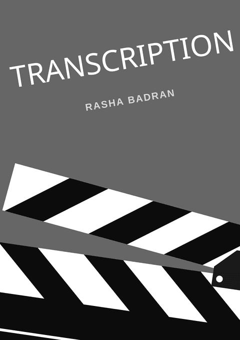 التفريغ الصوتي - Transcription