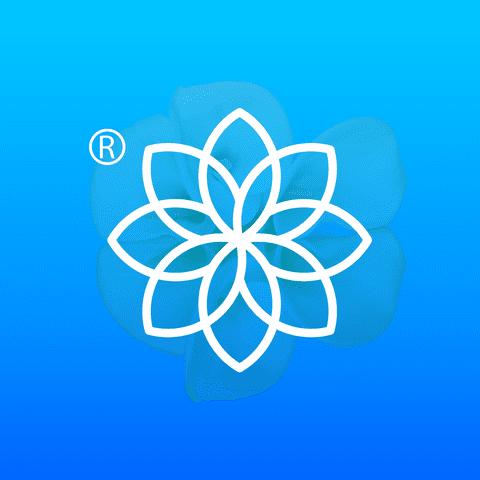 شعار وهوية شركة إعادة تدوير