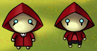بعض من رسومات لعبة