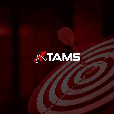 Tams - Logo Brand identity
