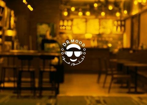 Dr Mood - Logo Brand identity