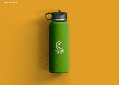 Home Fitness - Logo Design