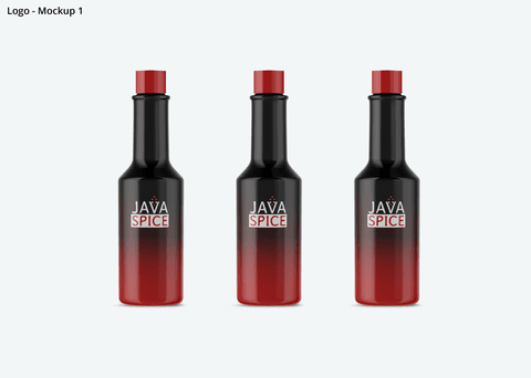 Java Spice - Logo Design