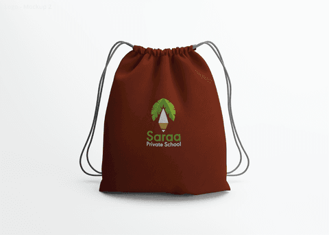 Saraa School - Logo Design