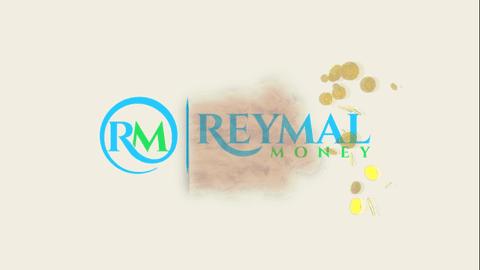 تحريك شعار انترو شركة Remal Money