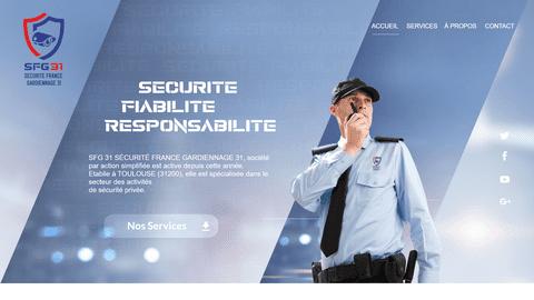 Securité Gardinage France