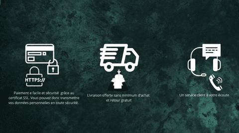 تصميم صفحة خدمة ما بعد البيع