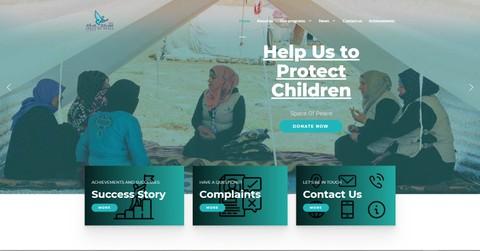 Website foundation