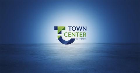 Logo animation & Slide show video   Town Center