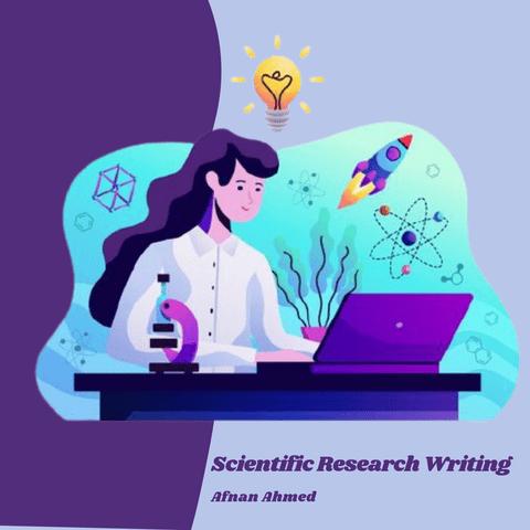 كتابة الأبحاث العلمية