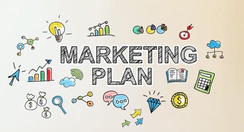 اعداد الخطة التسويقية لوسائل التواصل الاجتماعي