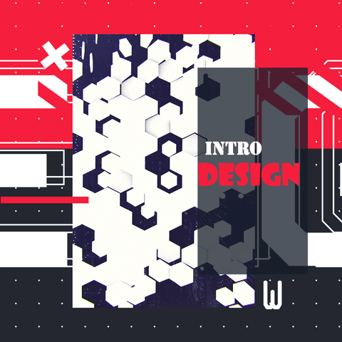 تصميم انترو  intro design