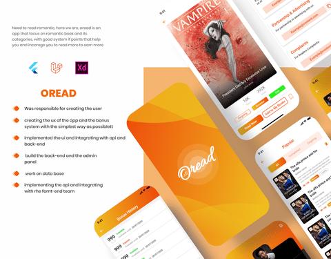 Oread App
