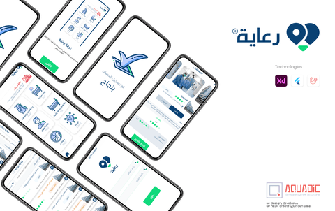 Reaya App - تطبيق رعاية