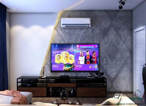 غرفة ألعاب Gaming Room