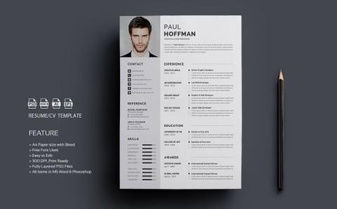 CV سيرة ذاتية