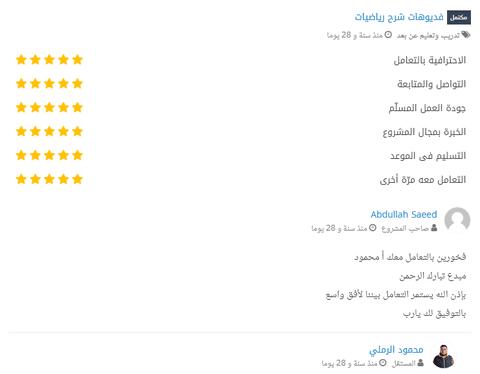 شاركت في إعداد محتوى القدرات لدى منصة سطور أكاديمي السعودية