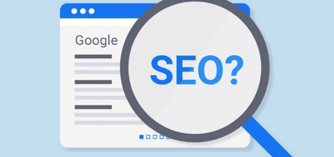 English SEO report