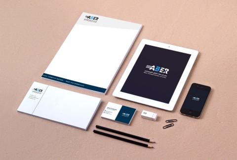 تصميم هوية تجارية كاملة ||Brand design