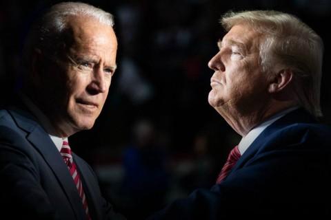 كتابة نص وتعليق صوتي ومونتاج عن انتخابات الرئاسة الأميركية