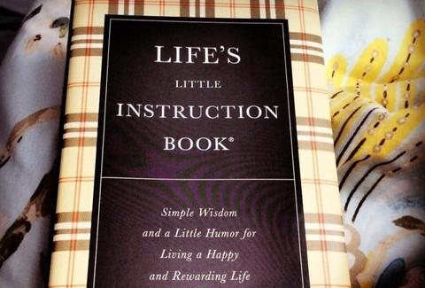 نصائح ذهبية من الكتاب الشهير إرشادات الحياة الصغيرة (تعليق صوتي)