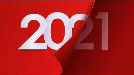 2020 - 2021 سنة جديدة مليئة بالخير والسلام (تعليق صوتي)